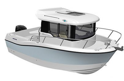 605 CAPTUR PILOTHOUSE