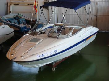 bayliner 602 capri