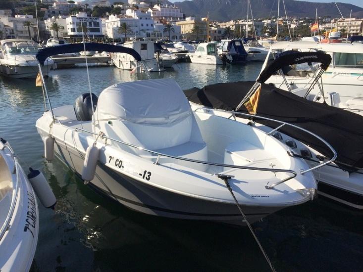 Barco de ocasi n beneteau flyer 650 open id 9265 en catalu a - Todo sobre barcos ...