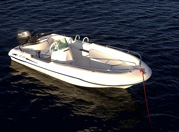 Barco de ocasi n rigiflex cap 400 id 9230 en cdad - Todo sobre barcos ...