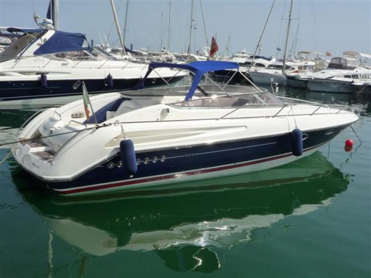 Barco de ocasi n sunseeker hawk 31 id 8980 en andaluc a for Barcos sunseeker nuevos