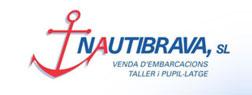 Logo de NAUTIBRAVA, S.L.