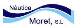 Logo de NAUTICA MORET