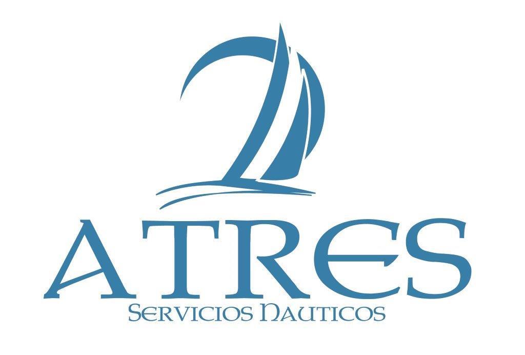 Logo de Atres Servicios Náuticos