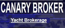 Canary Broker Yacht Broker